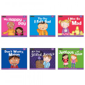 MySELF Reader, I Have Feelings, Small Book, Set of 6