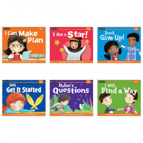 MySELF Reader, I Believe in Myself, Small Book, Single Copy Set, Set of 6