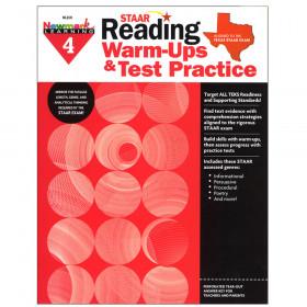 Staar Read Warm Ups Test Prac Gr 4