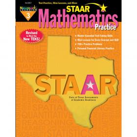 Newmark Learning STAAR Mathematics Practice, Grade 3