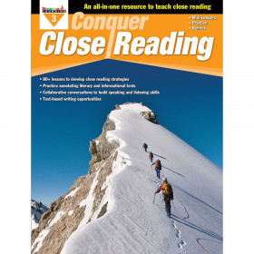 Conquer Close Reading, Grade 3