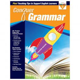 Conquer Grammar, Grade 3