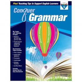 Conquer Grammar, Grade 5