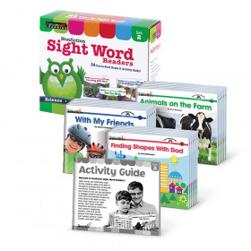 Nonfiction Sight Word Readers St 2 Early Readers Boxed St