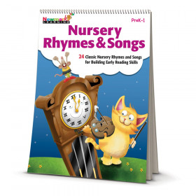 Learning Flip Charts Nursery Rhymes And Songs