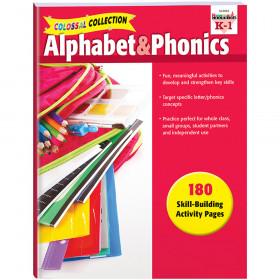 Alphabet And Phonics Activities