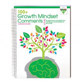 100+ Growth Mindset Comments, Grades K-2
