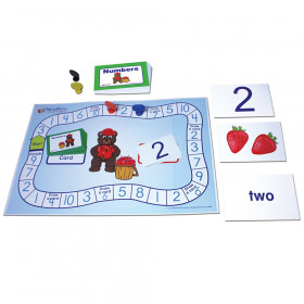 Numbers 1-10 Learning Center, Grades K-1