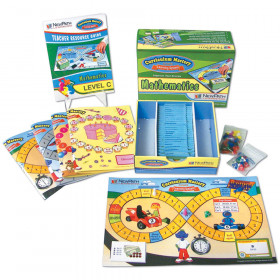 Mastering Math Skills Games Class Pack Gr 3
