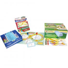 Grades 8 - 10 Math Curriculum Mastery Game - Class-Pack Edition