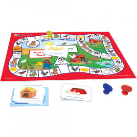 Science Readiness Learning Center Game: All About Animals