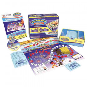 Social Studies Curriculum Mastery Game Class-pack Edition, Grade 3