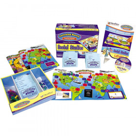 Social Studies Curriculum Mastery Game Class-pack Edition, Grade 6