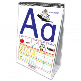 The Alphabet Curriculum Mastery Flip Chart Set - Early Childhood