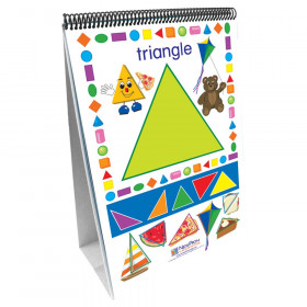 Exploring Shapes 10 Double Sided Curriculum Mastery Flip Charts