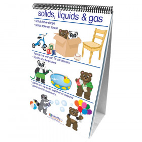 Early Childhood Science Readiness Flip Charts, Exploring Matter