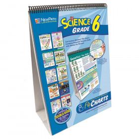Science Skills Curriculum Mastery Flip Chart, Grade 6