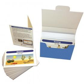 Gr 1-2 Science Vocabulary Builder Flash Card Set