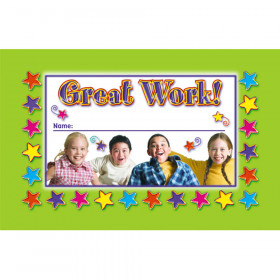 Incentive Punch Cards Great Work 36/Pk