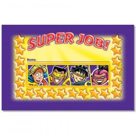 Super Job Incentive Punch Cards