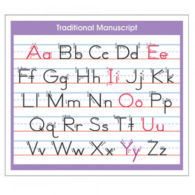 Adhesive Desk Prompts, Traditional Manuscript