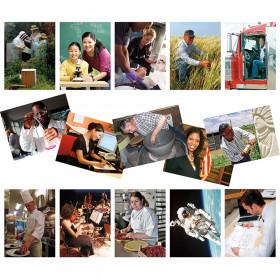 Occupations & Careers Language Cards, 34/pkg