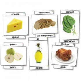 Food Language Cards