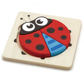 Ladybug Handy Block Puzzle