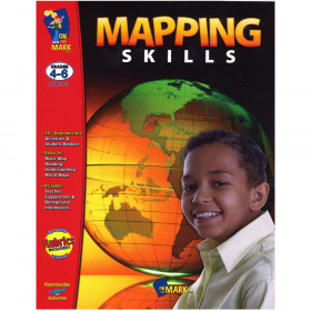 Mapping Skills Resource Book, Grades 4-6