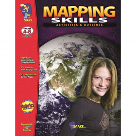 Mapping Skills Activities & Outlines