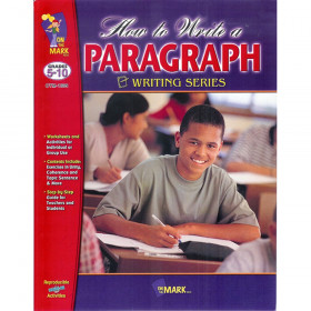 Writing Book Series, How to Write a Paragraph