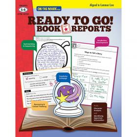 Ready to Go! Book Reports, Grades 5-6