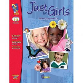 Just For Girls Reading Comprehension Gr 1-3
