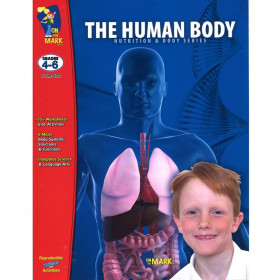 Nutrition & Body Book Series, The Human Body, Grades 4-6