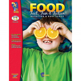 Food: Fact, Fun & Fiction Book