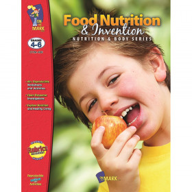 Nutrition & Body Book Series, Food Nutrition & Invention