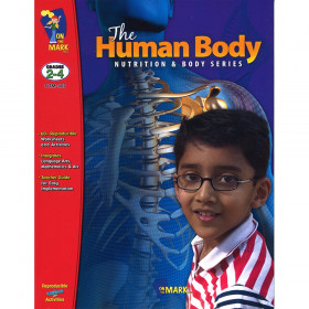 Nutrition & Body Book Series, The Human Body, Grades 2-4