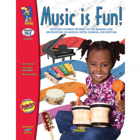Music Is Fun Gr Pk-1