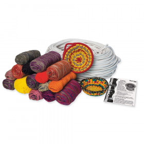 Baskets & Things Project Pack, Assorted Colors, 1,800 Yards of Yarn
