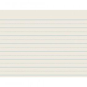 """Newsprint Handwriting Paper, Alternate Dotted, Grade 1, 1"""" x 1/2"""" Ruled Long, 11"""" x 8-1/2"""", 500 Sheets"""