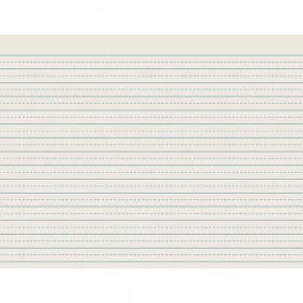 """Newsprint Handwriting Paper, Alternate Dotted, Grade 3, 1/2"""" x 1/4"""" Ruled Long, 11"""" x 8-1/2"""", 500 Sheets"""
