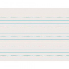"Newsprint Handwriting Paper, Skip-A-Line, Grade 1, 1"" x 1/2"" x 1/2"" Ruled Long, 11"" x 8-1/2"", 500 Sheets"