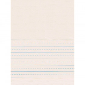 "Newsprint Handwriting Paper, Picture Story, 7/8"" x 7/16"" Ruled Short, 9"" x 12"", 500 Sheets"