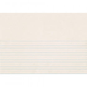 "Newsprint Handwriting Paper, Picture Story, 7/8"" x 7/16"" x 7/16"" Ruled Long, 18"" x 12"", 500 Sheets"