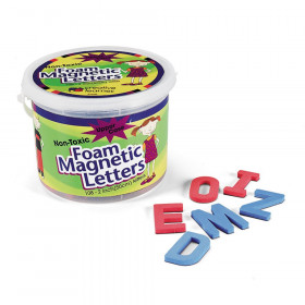 Foam Magnetic Letters 2 Uppercase