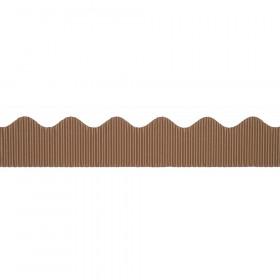 "Decorative Border, Brown, 2-1/4"" x 50', 1 Roll"