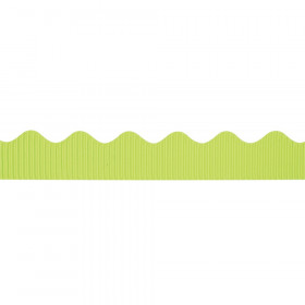 "Decorative Border, Lime, 2-1/4"" x 50', 1 Roll"