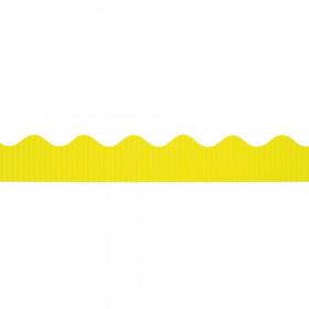 "Decorative Border, Canary, 2-1/4"" x 50', 1 Roll"