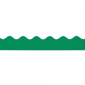 """Decorative Border, Emerald, 2-1/4"""" x 50', 1 Roll"""