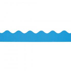 """Decorative Border, Brite Blue, 2-1/4"""" x 50', 1 Roll"""